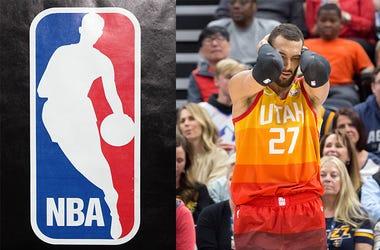 coronavirus, NBA