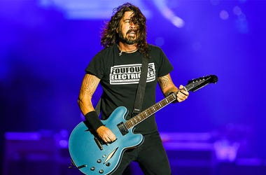 Dave Grohl, Nirvana, Classic Rock