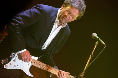 Eric Clapton, Classic Rock, Icons