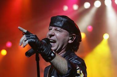 Klaus Meine, Scorpions, Classic Rock, Icons