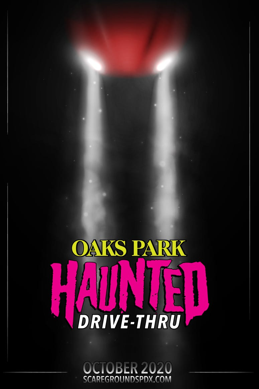 Oak Parks Haunted Drive-Thru