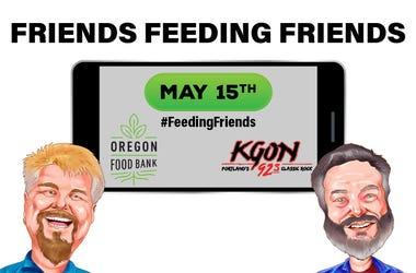 Friends Feeding Friends