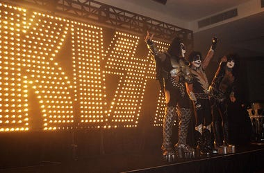KISS Band, classic Rock