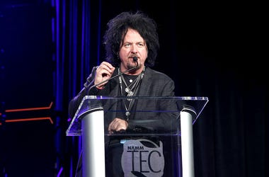 Steve Lukather, Eddie Van Halen and Jimmy Page