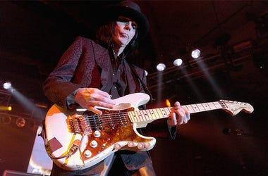 Mick Mars, Motley Crue, Classic Rock