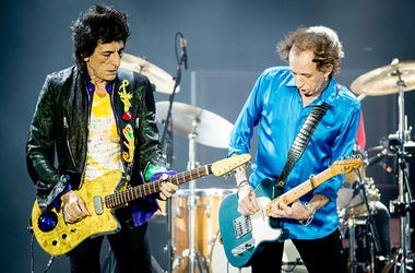 Ronnie Wood, Rolling Stones, Classic Rock