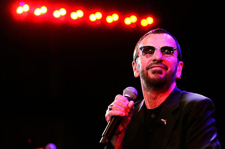 Ringo Starr, The Beatles, KGON