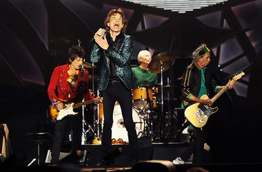 Rolling Stones, Classic Rock