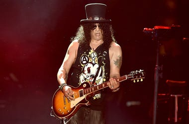 Slash, GNR, Classic Rock