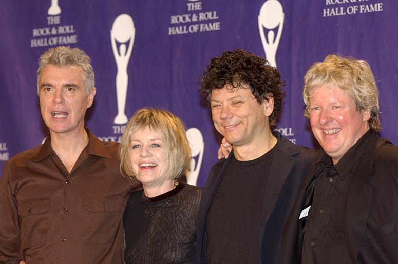 Talking Heads, Classic Rock