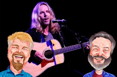 Tommy Shaw, Styx, Led Zeppelin, Going to California, Classic Rock, Portland's Classic Rock, 92.3 KGON