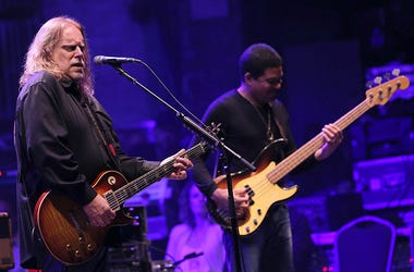 Allman Brothers, Classic Rock, Icons