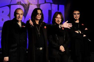 Black Sabath, Classic Rock, KGON-FM