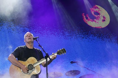 David Gilmour, Pink Floyd, Classic Rock