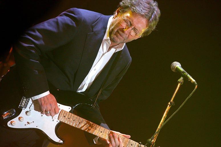 Eric Clapton, Classic Rock