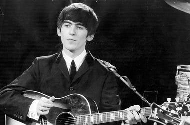 George Harrison, Beatles, Classic Rock