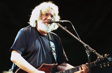 Grateful Dead, Jerry Garcia, Nike, Classic Rock