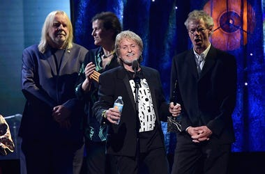 Jon Anderson, Yes, Classic Rock