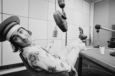 Keith Moon, The Who, Classic Rock, KGON-FM