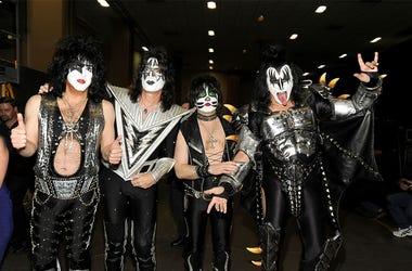 KISS, classic rock
