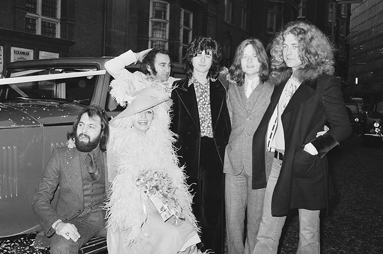 Led Zeppelin, Classic Rock, Icons