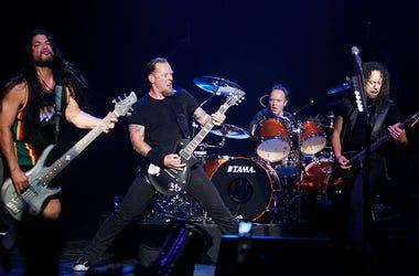 Metallica, Classic Rock, Icons