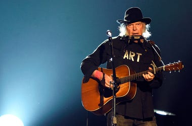 Neil Young, Classic Rock, Icons