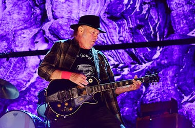 Neil Young, Classic Rock