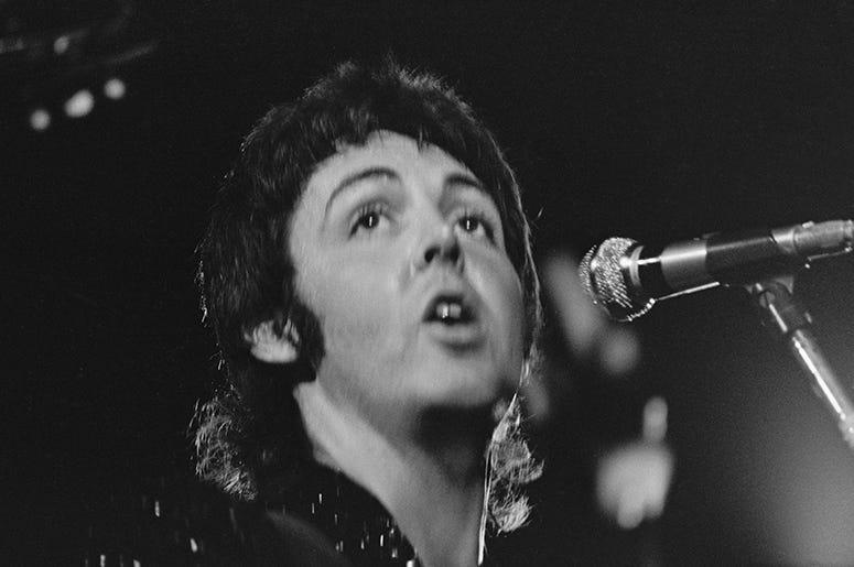 Paul McCartney, The Beatles, Classic Rock