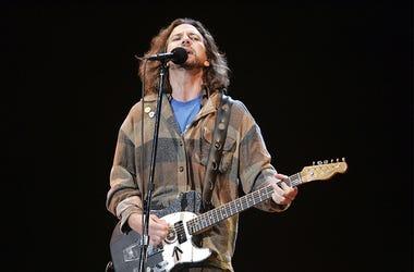 Pearl Jam, Eddie Vedder, Classic Rock, KGON-FM