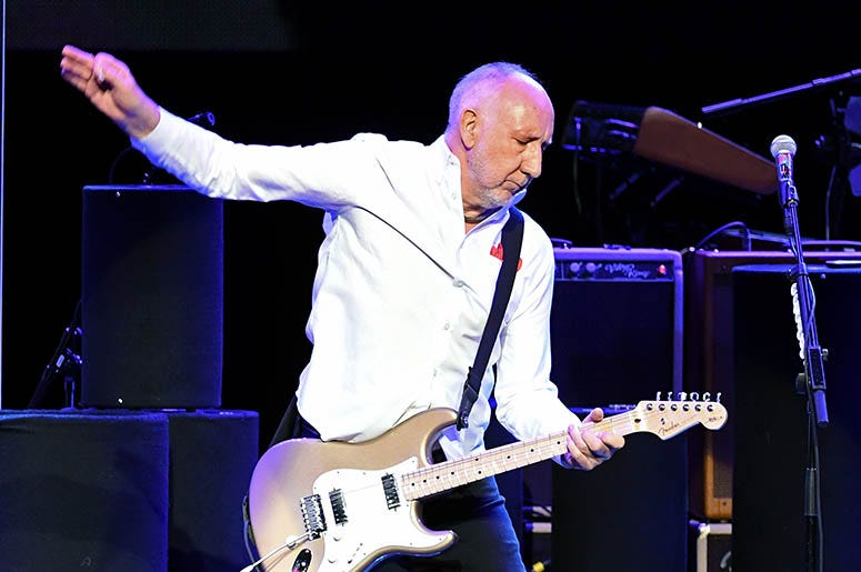 Pete Townsend, The Who, Classic Rock