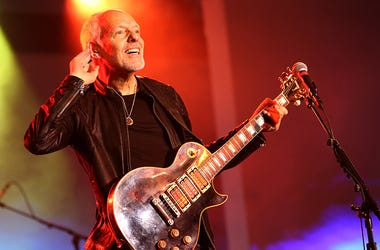 Peter Frampton, Classic Rock, Icons