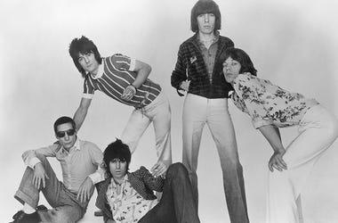 Rolling Stones, Bill Wyman