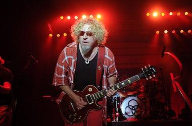 Sammy Hagar, Van Halen
