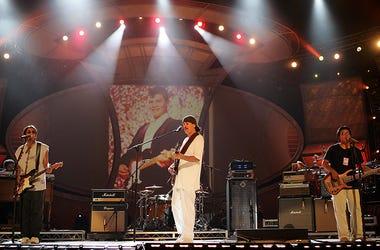 Santana, Classic Rock, Icons