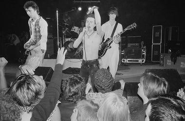 Sid Vicious, Sex Pistols