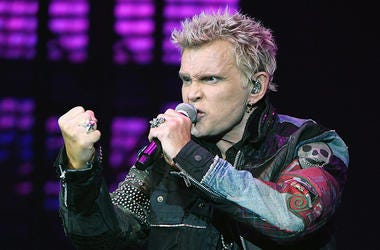 Billy Idol, Classic Rock, Icons