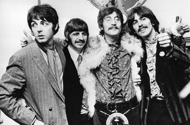 The Beatles, Classic Rock, Icons