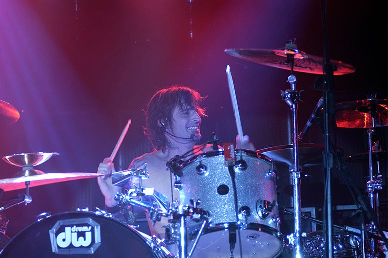 Tommy Lee, Classic Rock, drummers