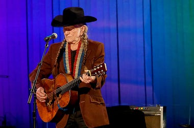 Willie Nelson, Classic Rock, Icons