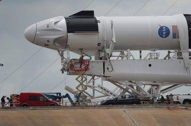 NASA's Space X Demo 2