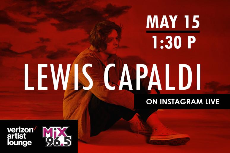 Lewis Capaldi 5/15
