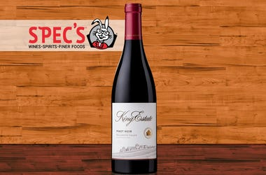 Wine of the Week: King Estate Pinot Noir