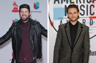 Dillon Francis. 2017 Latin Grammy arrivals at MGM Grand Garden Arena. / Zedd attends the 2018 American Music Awards at Microsoft Theater on October 9, 2018 in Los Angeles, California.