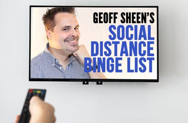 Geoff Sheen