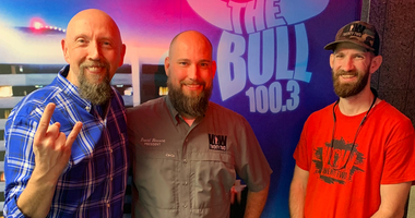 George from the Morning Bull with David and Josh from VOW 22