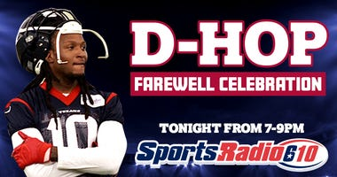 DeAndre Hopkins Farewell Celebration Show