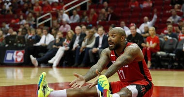 Rockets Player Bringing 60 Pairs of Sneakers to NBA's Orlando Bubble