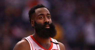 James Harden Thinks NBA Shouldn't Return Until COVID-19 Slows to a 'Minimum'