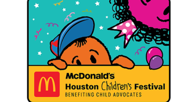 McDonald's Houston Children's Festival Benefiting Child Advocates